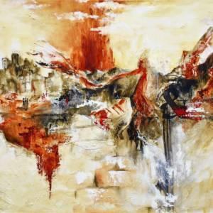 Cb kunst art by charlotte bj rlig - Specchio dei tempi ...